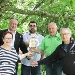 Der Siedlerverein Vorchdorf bestreitet neue Wege bei der Blumenschmuckaktion und sucht das schönste Gartenplatzerl in Vorchdorf. Zu gewinnen gibt es einen kreativen Gartenplatzerl-Award.