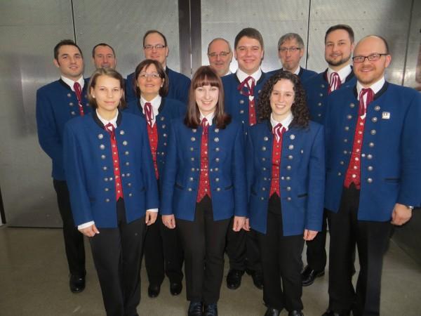 Neuer Vorstand Musikverein Siebenbürger Vorchdorf