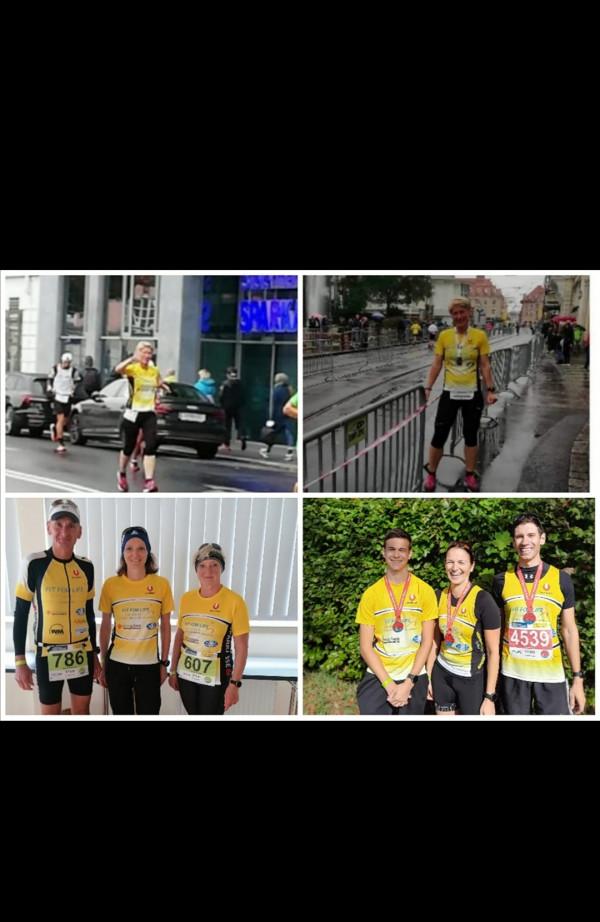 Graz Halbmarathon, Wolfgangseelauf
